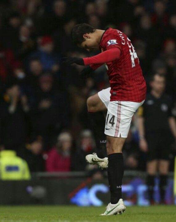 Dancing after Goal
