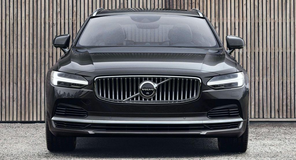 Theres A Facelift Hidden Somewhere On The 2021 Volvo S90 And V90 Volvo S90 Volvo Cars Volvo