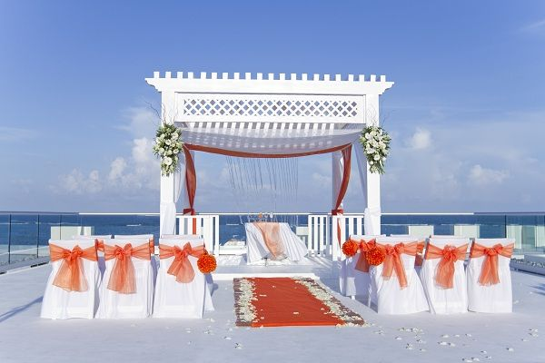 Plan Your Dream Wedding At Azul Beach Resort With Destination Weddings We Have Unique Riviera Maya Packages To Help Come True