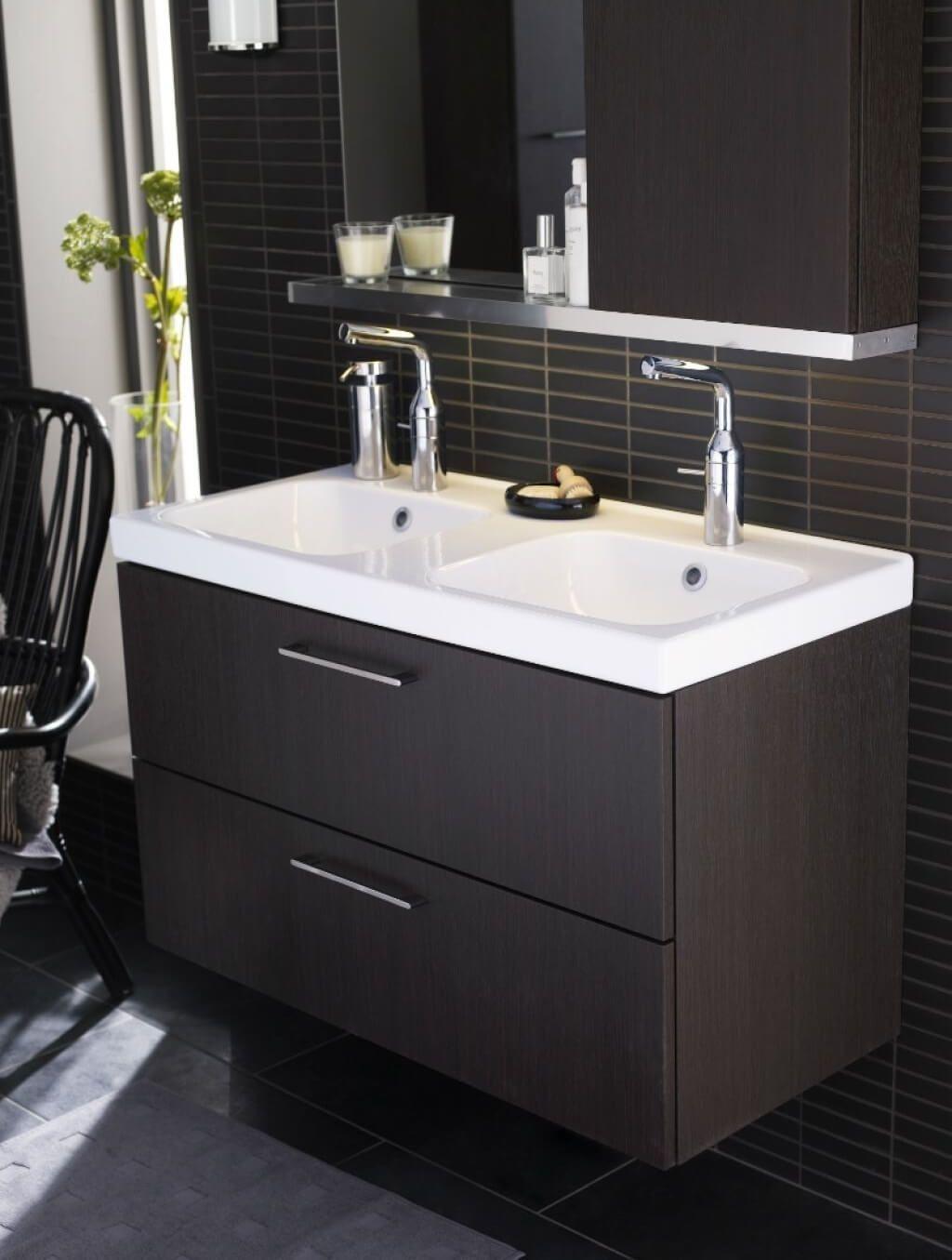 Ikea Badezimmer Waschbecken Schrank Ikea Badezimmer Minimalistisches Badezimmer Badezimmer Waschbecken