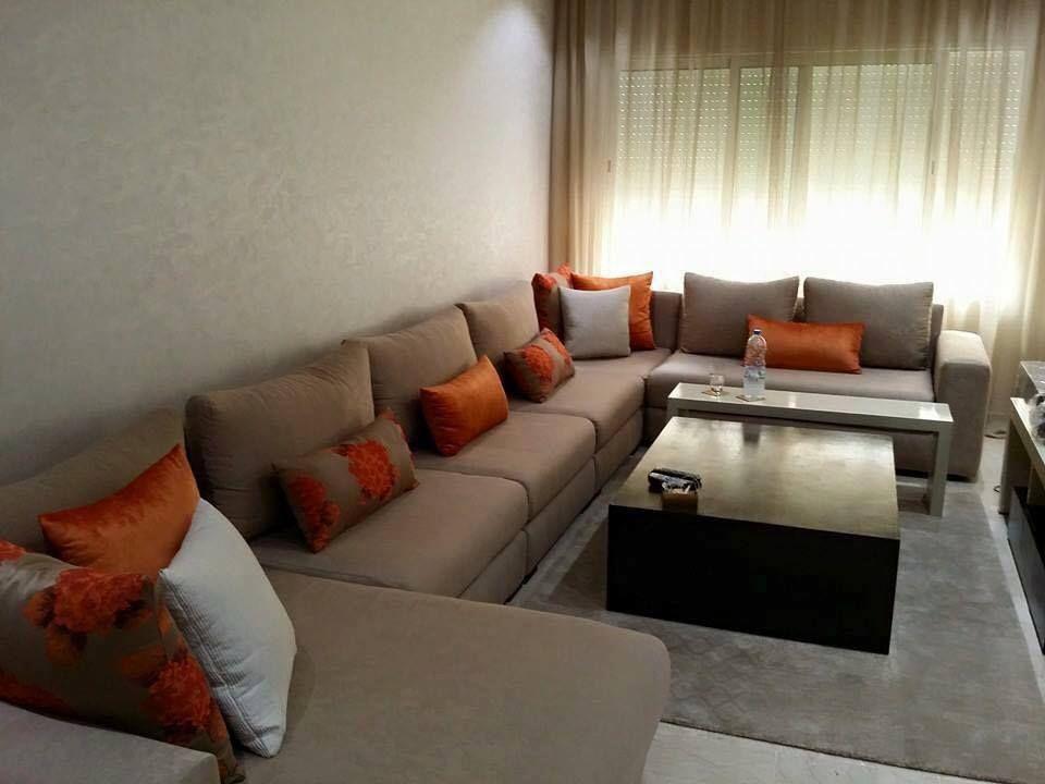 Appartement 1 chambre salon moderne casablanca gauthier ...