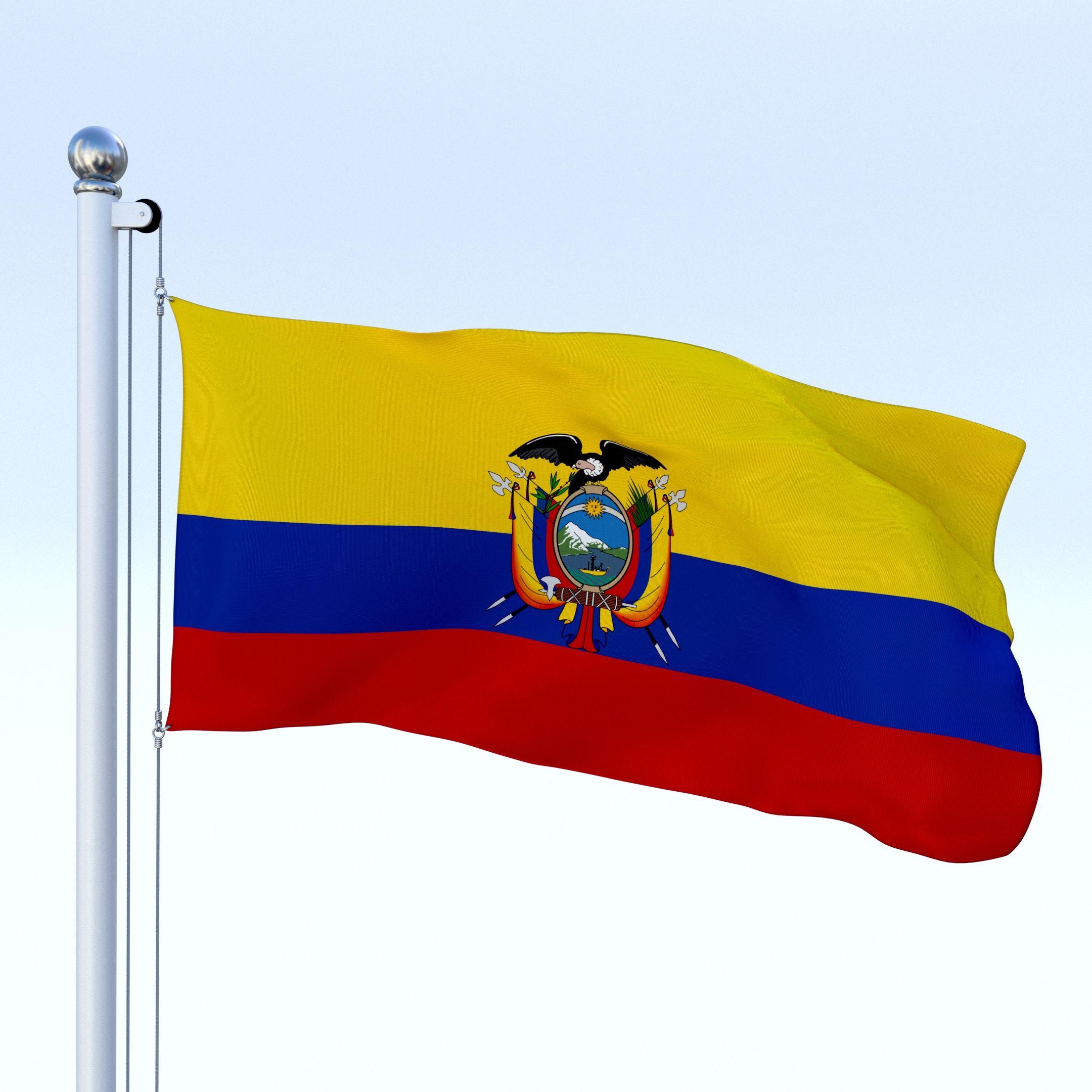 Animated Ecuador Flag Ecuador flag, Animation, Flag