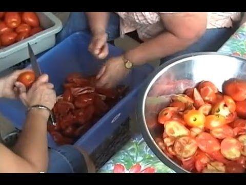 Fresh Homemade Sicilian Tomato Sauce