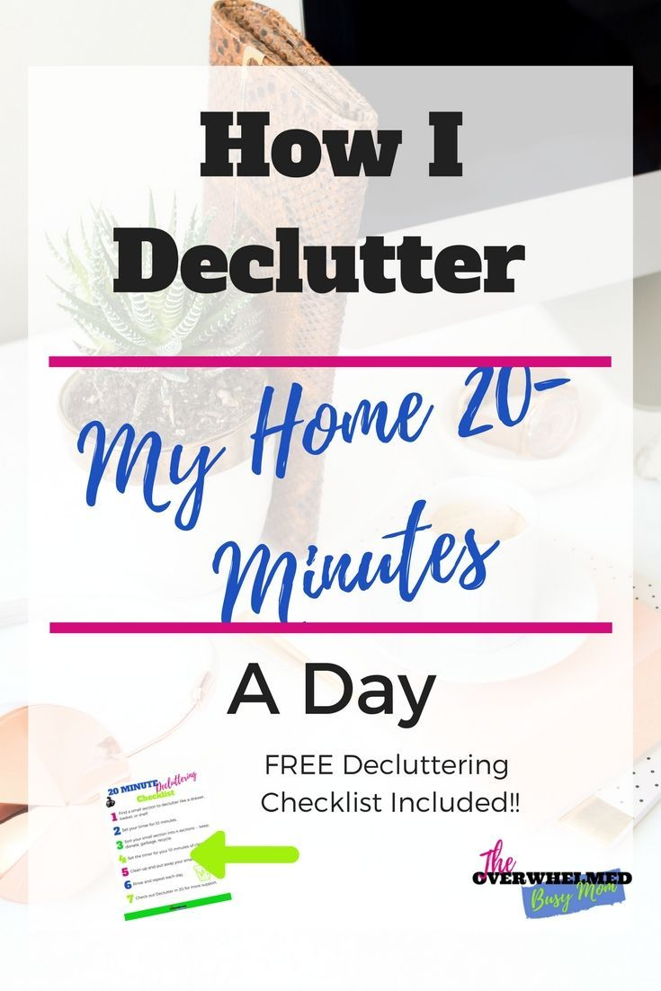 How to declutter every room in your home quickly home - How to declutter your bedroom fast ...