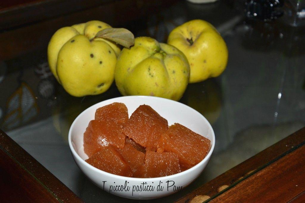 cotognata leccese ricetta golosa I piccoli pasticci di Pam