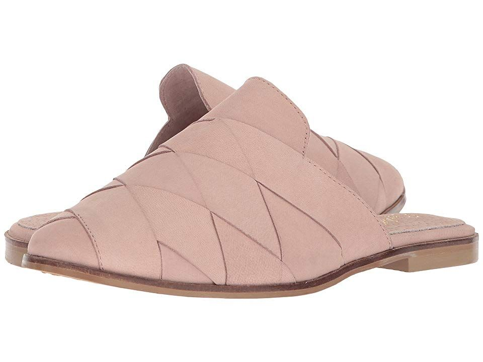 Seychelles Survival Mule (Pink Nubuck) Women's Shoes. Fulfill your feminine fashion fantasies with the Seychelles Survival slip-on flat. Suede or leather upper depending on colorway. Slip-on design. Round-toe silhouette. Man-made lining and insole. Lightly padded footbed. Low heel. Man-made outsole. Imported. Measurements: Heel Height: 1 2 in Weight: 9 oz Product measurements were taken using size 8  width M. Please note that
