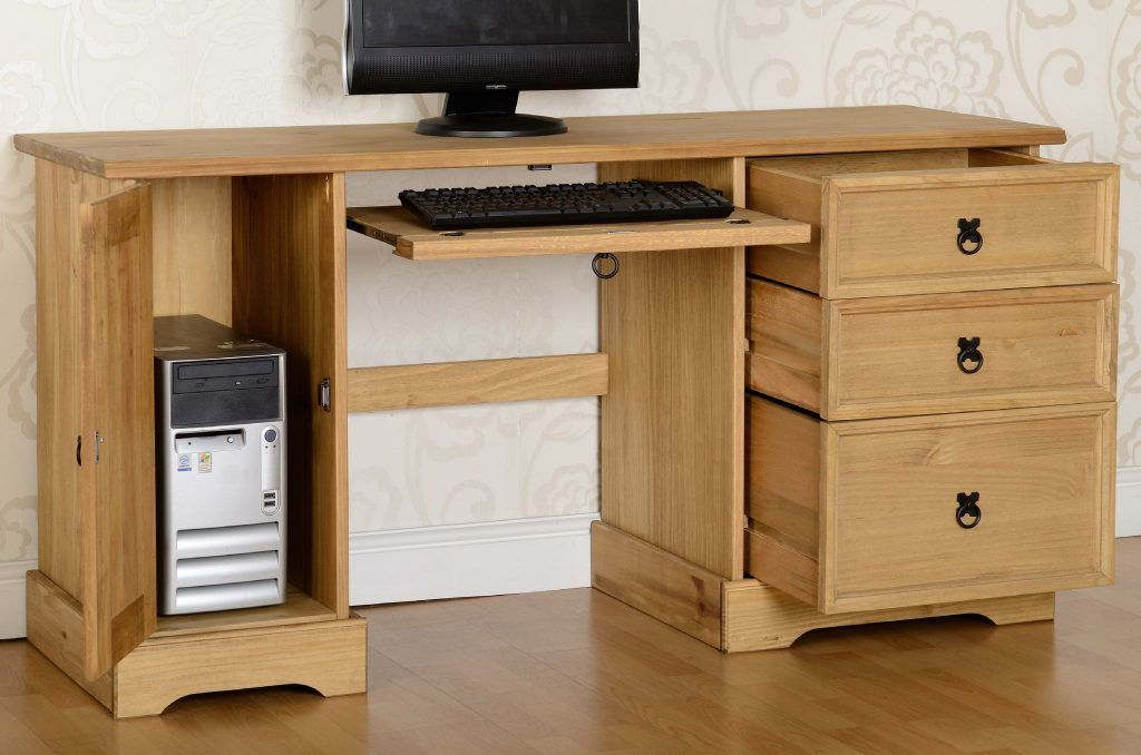 Pine Computer Desk Pine Computer Desk Computer Desk Furniture