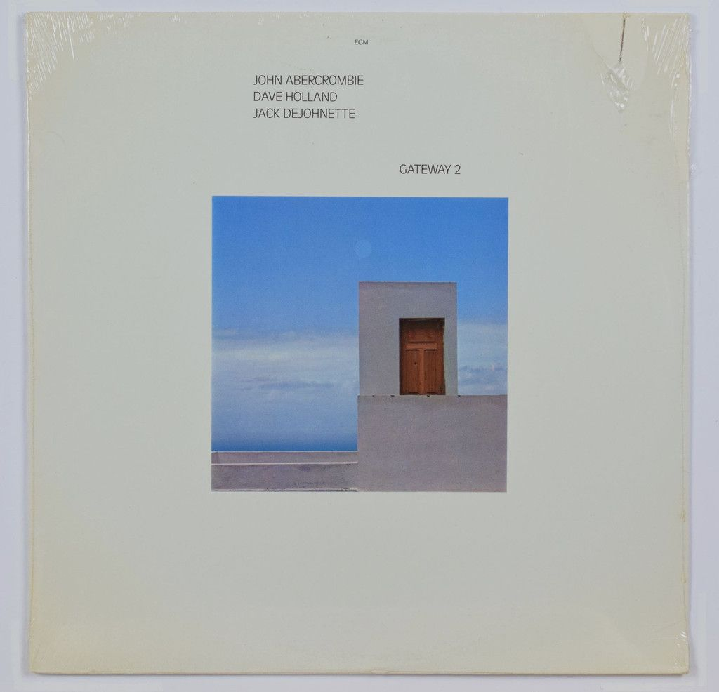 John Abercrombie Dave Holland Jack Dejohnette Gateway 2 Album