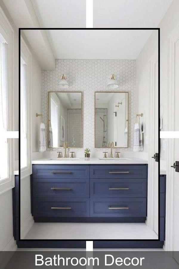 Photo of Mirrored Bathroom Accessories | Purple Bathroom Bin | Bathroom Accessories Holde…