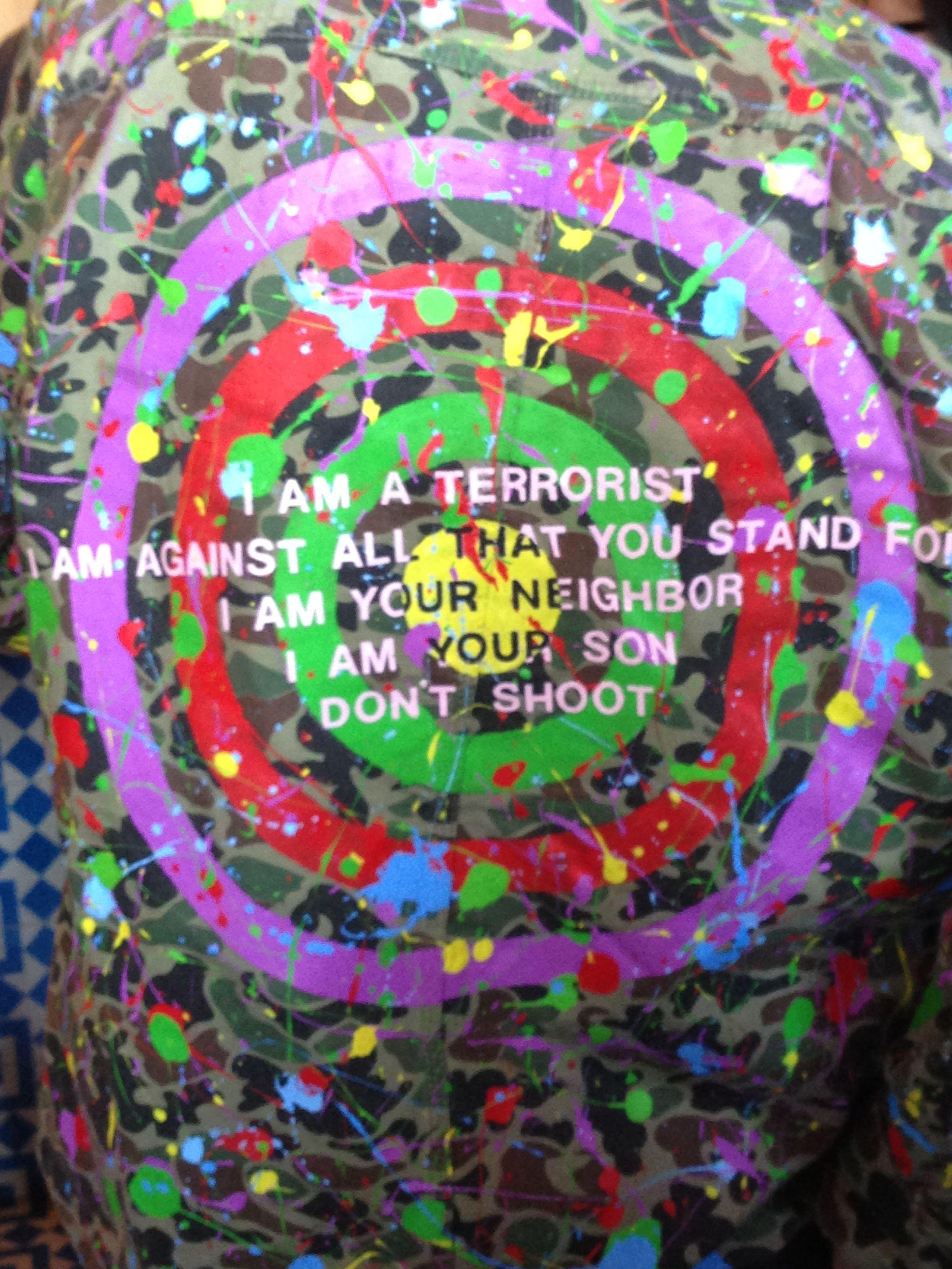 Con los Terroristas