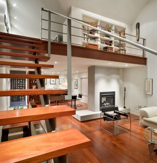 Nice COSTRUIRE UN SOPPALCO | Interiors | Pinterest | Open Stairs, Lofts And Loft  Ideas