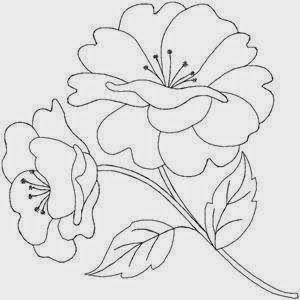 Dibujos Y Plantillas Para Imprimir Dibujos De Flores Para Bordar Patrones De Bordado Bordado Mexicano Patrones Ideas De Bordado A Mano