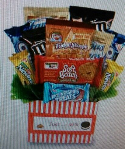 Candy / cookie bouquet.