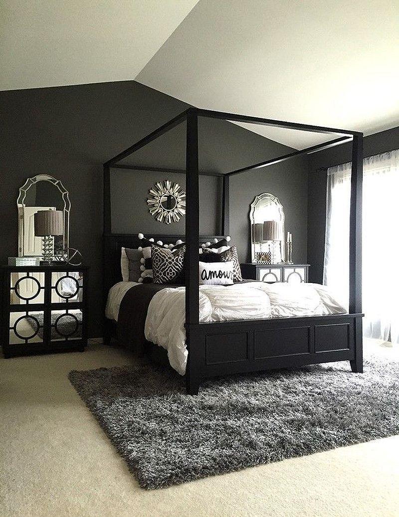 Modern contemporary master bedroom decor  Modern Contemporary Master Bedroom Ideas   dream HOME  Pinterest