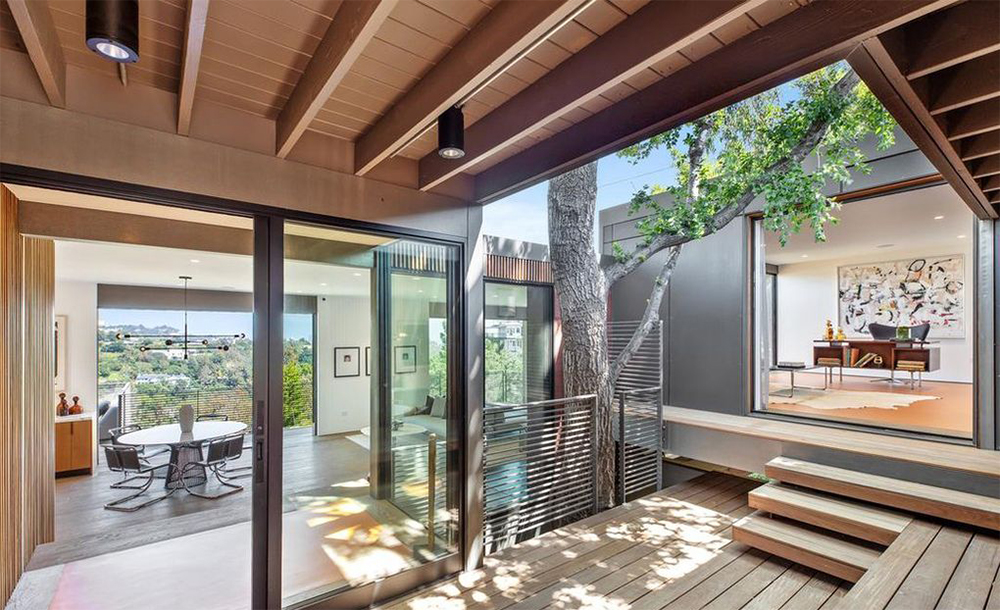 Marg Helgenberger Snags Brentwood Architectural (With