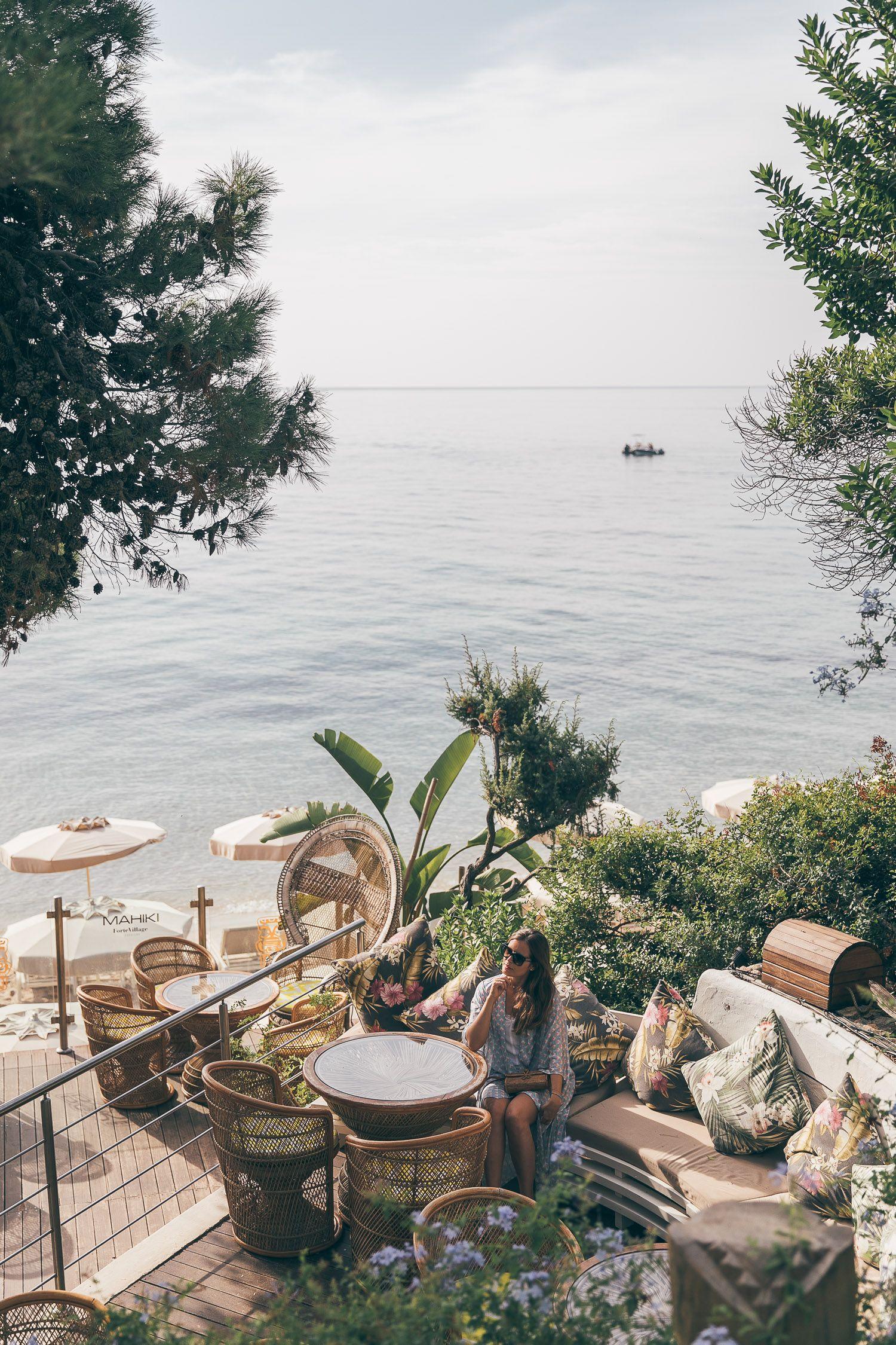 Ein kurztrip nach sardinien drei tage im forte village for Design hotel sardinien