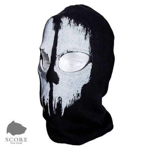 Call Of Duty Ghost Mask Just Like In The Game Callofduty