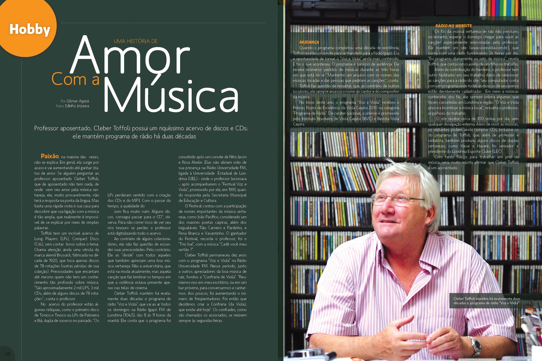 Amor com a Música