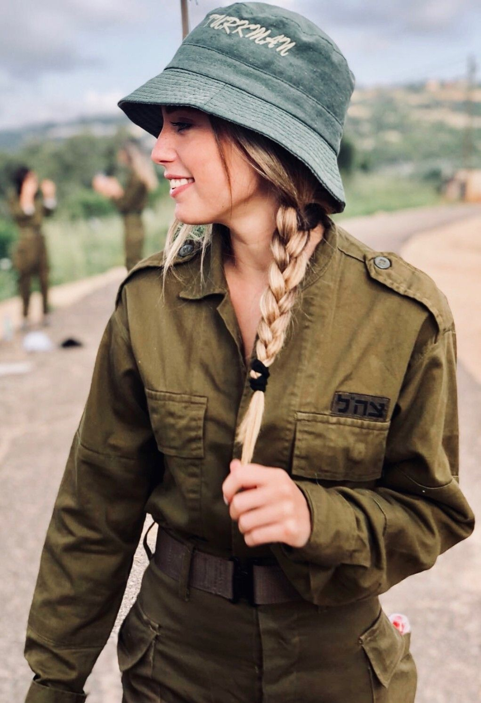 Idf - Israel Defense Forces - Women  Idf - Israel Defense -2469