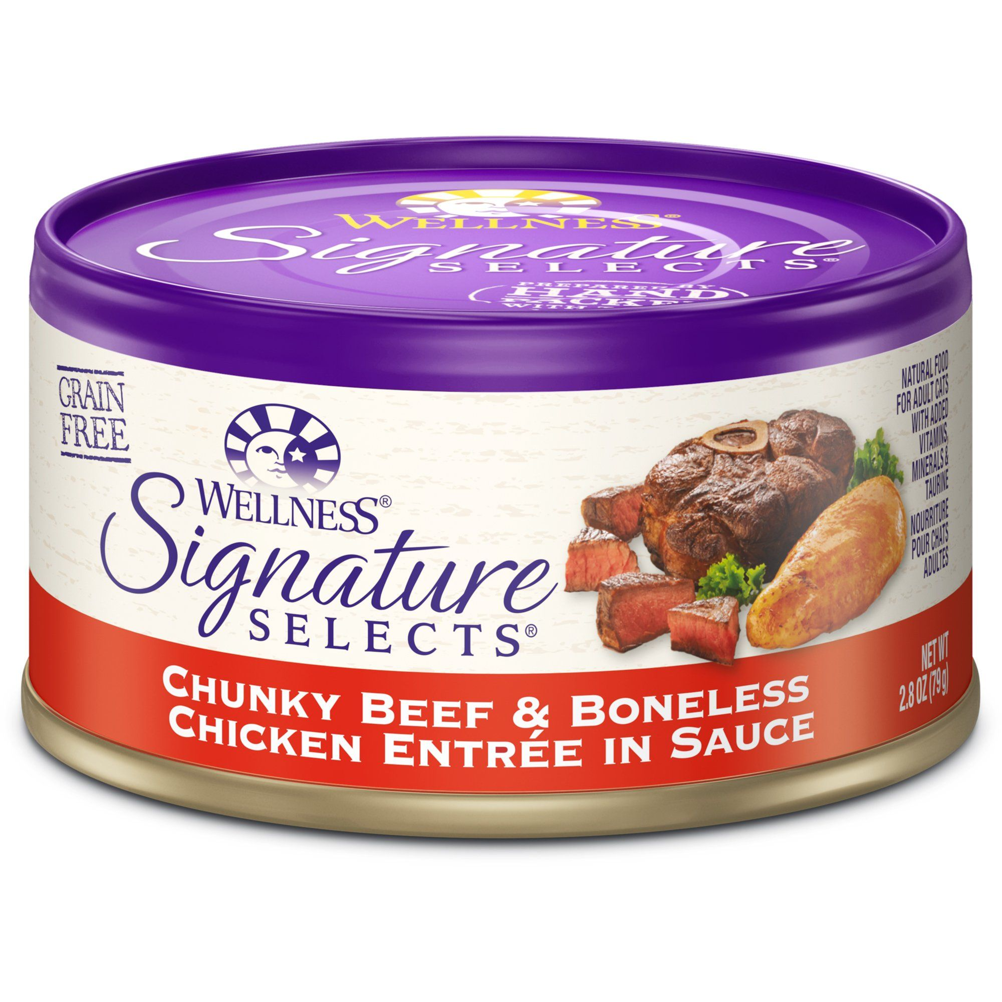 Wellness CORE Signature Selects Natural Grain Free Chunky