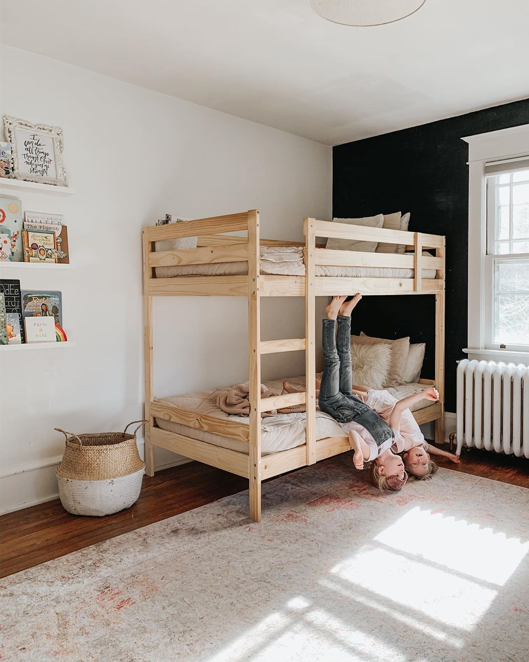 Maureen Eisenhart On Instagram Hanging Around With These Monkeys Dreaming Up Ideas For Their Shared Girls Bedroom Shared Bedroom Boy And Girl Shared Bedroom