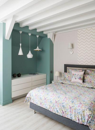 pingl par m sur chambres am nagement d co. Black Bedroom Furniture Sets. Home Design Ideas