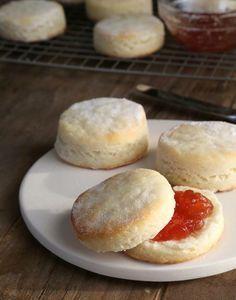 Gluten Free Angel Biscuits #glutenfreebreakfasts