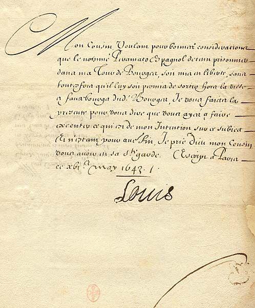 A-l-ancien-regime: Lettre Manuscrite De Lo…
