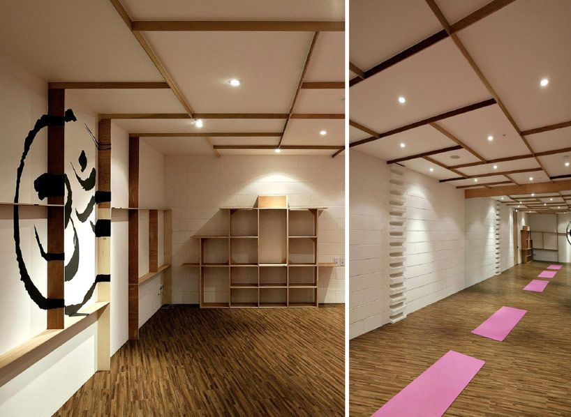 Y Space Design: S. The Yoga Studio In Gyeonggi