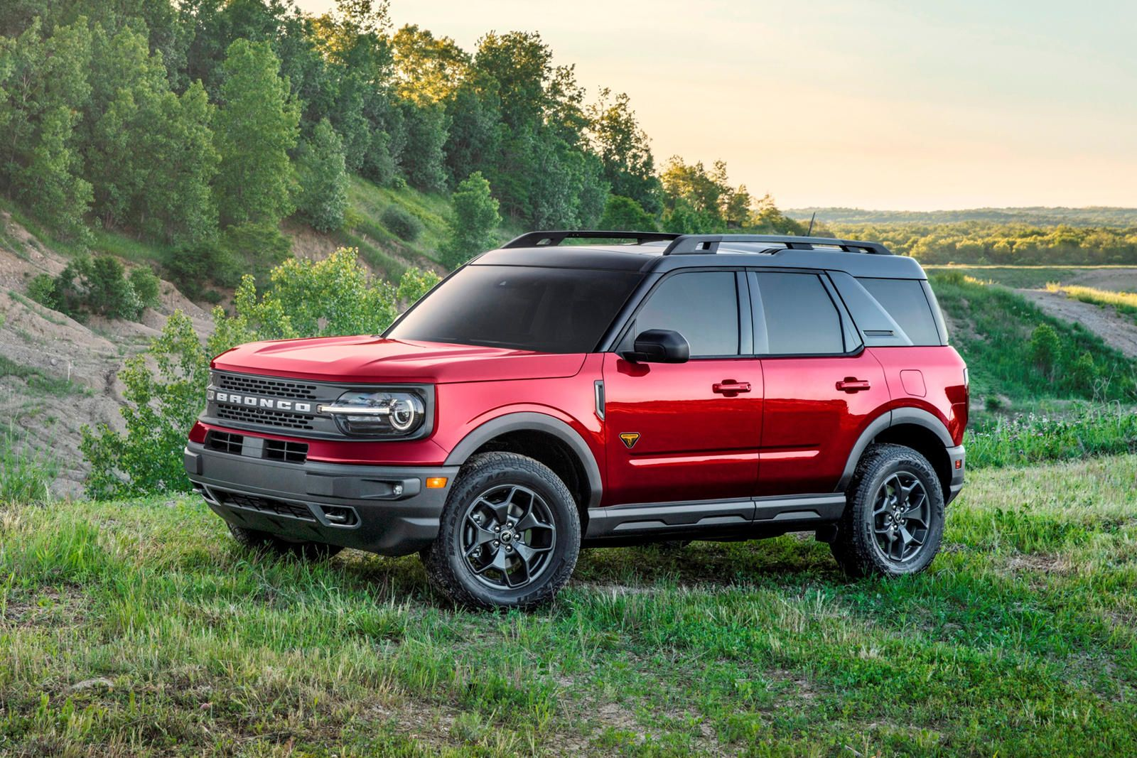 2021 Ford Bronco Sport First Look Review Bronco Lite The Iconic Bronco Look In A More Road Friendly Package In 2020 Ford Bronco Bronco Sports Small Suv