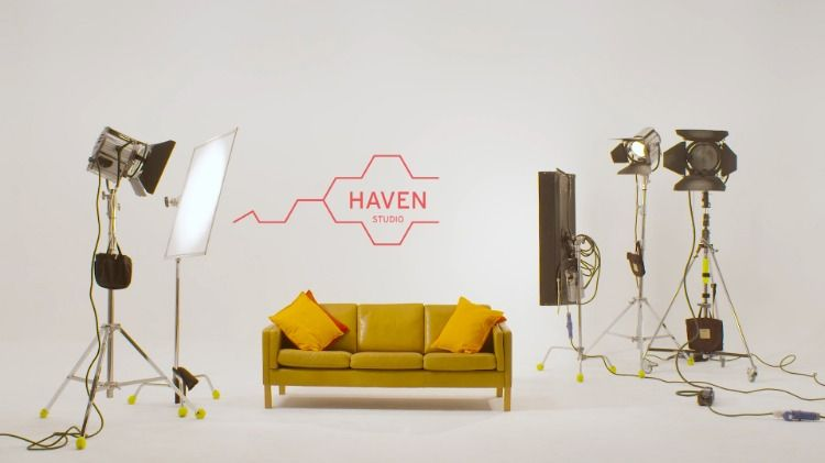 Lights. Camera. Action! Haven's doors are now open to all