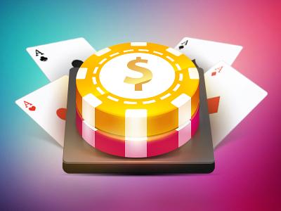 Poker Icon Icon Poker Game Item