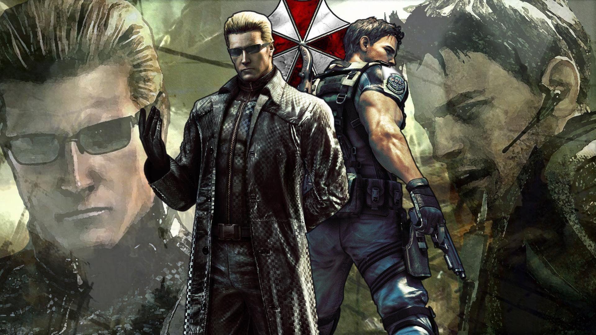 Resident Evil Wallpapers Hd Wallpaper