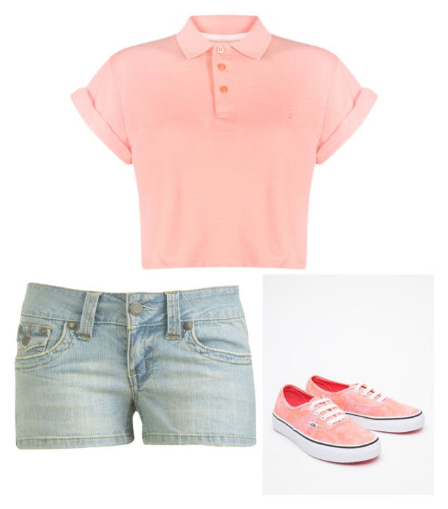"""""""Sans titre #1037"""" by stalialightwood ❤ liked on Polyvore featuring Wet Seal, Bellfield and Vans"""