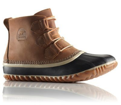 Leather Women's Duck Boot About™ Out N RtwBAq