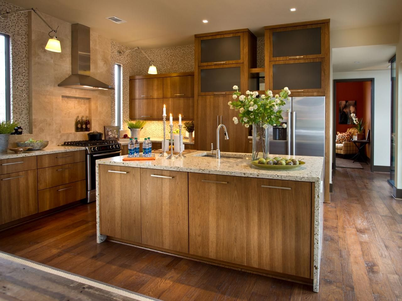 browse through gorgeous kitchen photos from hgtv smart home and vote