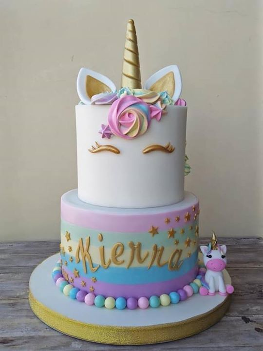 Unicorn Cake Unicorn Birthday Party Cake Unicorn Birthday Cake Birthday Cake Kids