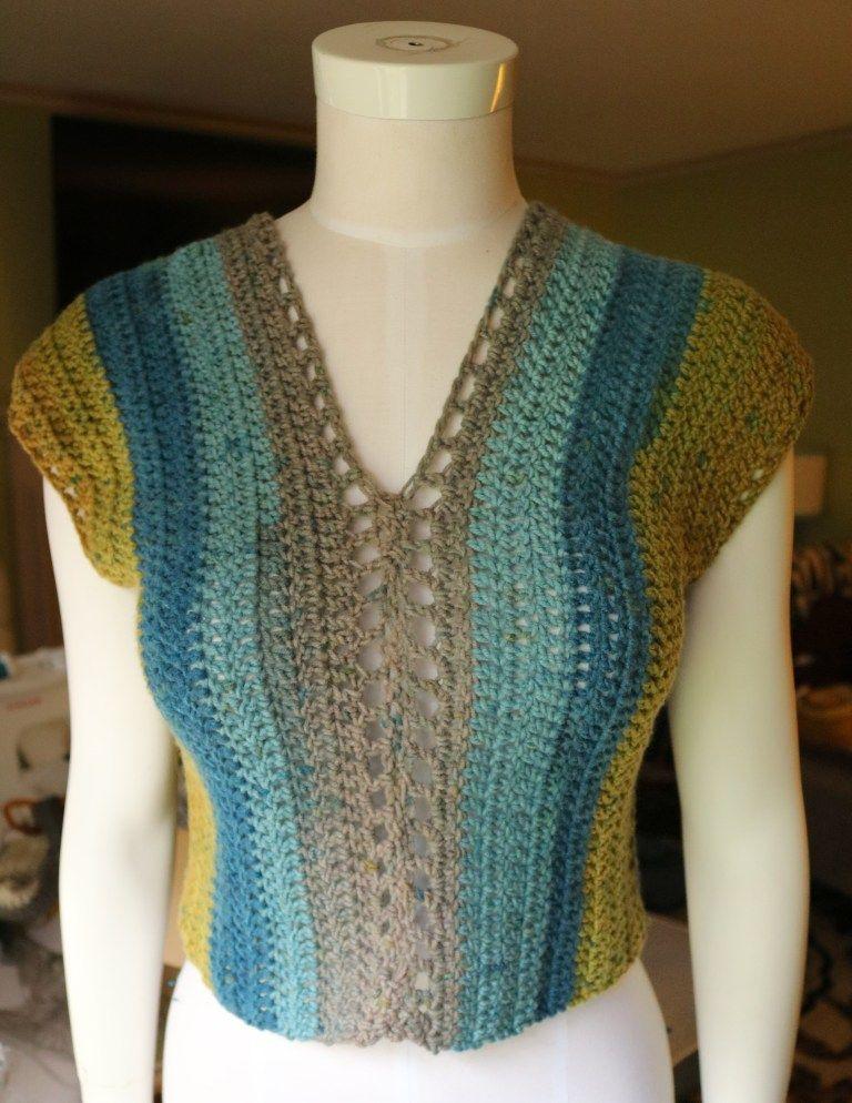 Free And Easy Modern Crochet Crop Top Pattern Crochet Dresses