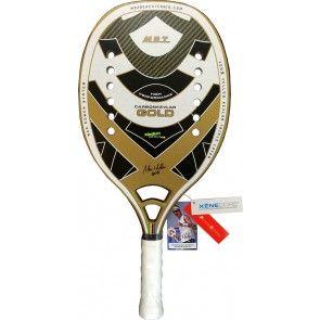 d9581c758db2 Racchetta Beach Tennis MBT Gold 2014 Linea Pro Prestige