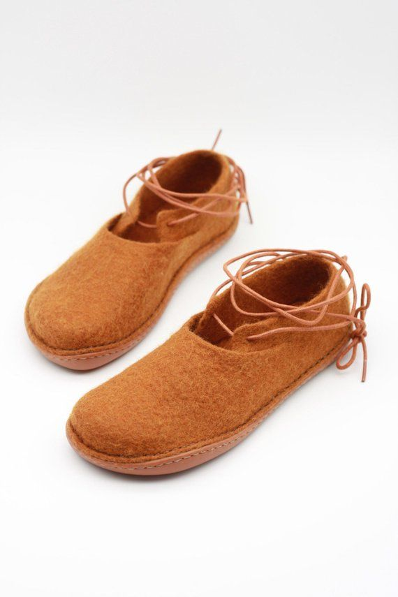 b2286e79367dc LUCIELALUNE / spring ballet shoes/EU38 US7.5 UK5 / caramel color ...