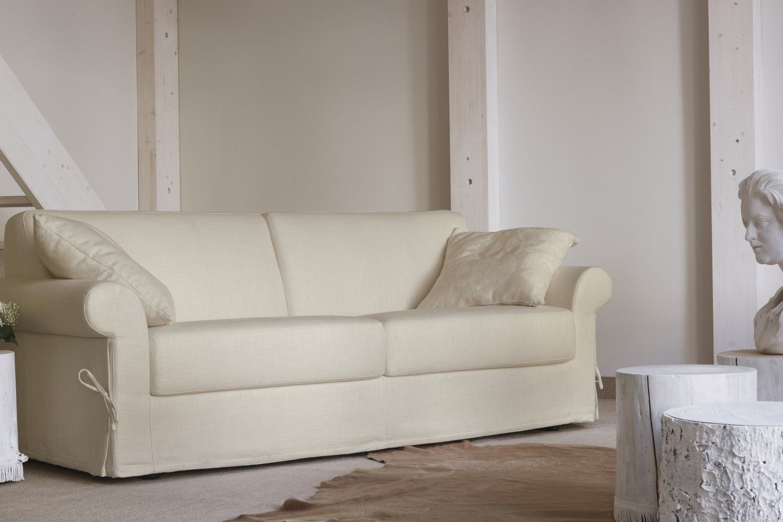 Divano letto classico in tessuto Richard | divani letto | Pinterest