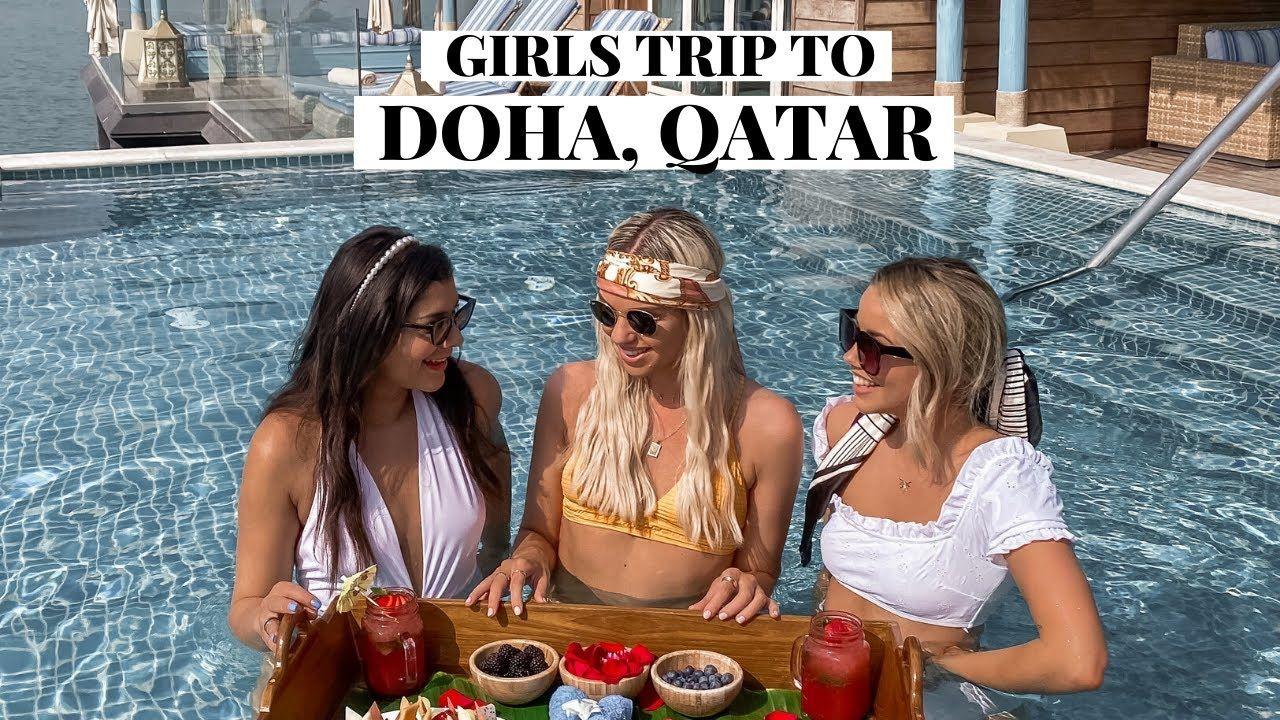 Luxury Trip To Doha Qatar Travel Vlog Copper Garden In 2020 Qatar Travel Travel Vlog Trip