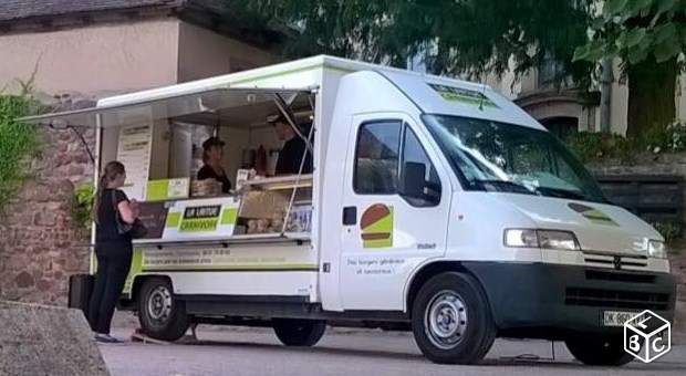 peugeot boxer 1985 food truck vasp snack camion magasin mobil shop etalmobil alquier. Black Bedroom Furniture Sets. Home Design Ideas