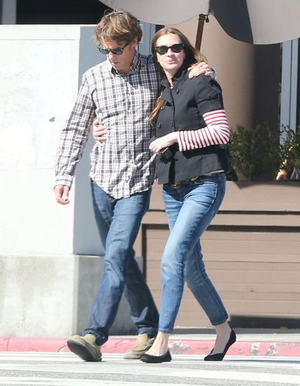 Julia Roberts and Daniel Moder Stroll Together in Sunny LA Idol - moder