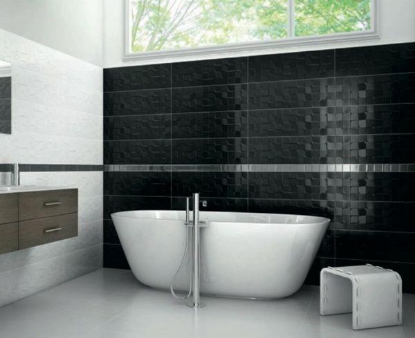 3d badfliesen ideen badezimmer fliesen ideen keramische fliesen - wie bad fliesen