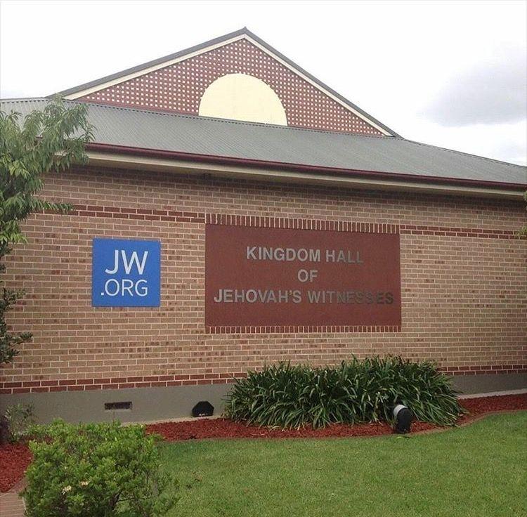 Australia Kingdom Hall Jehovah S Witnesses Jehovah