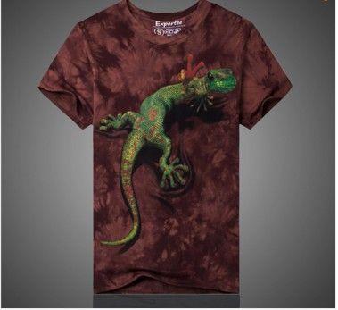 Pánské tričko s celopotiskem ještěrka – trička s potiskem + POŠTOVNÉ ZDARMA  Na tento produkt se dd0993caa4
