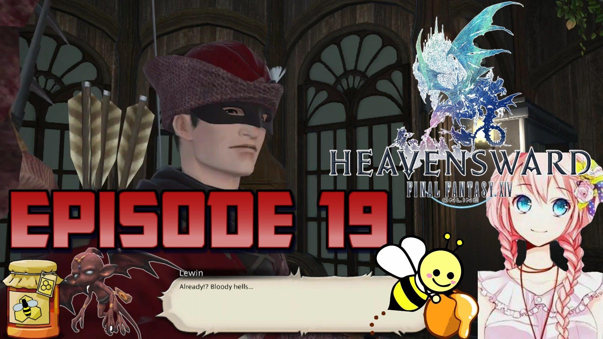 Protect the precious honey! Final fantasy 14 Heavensward