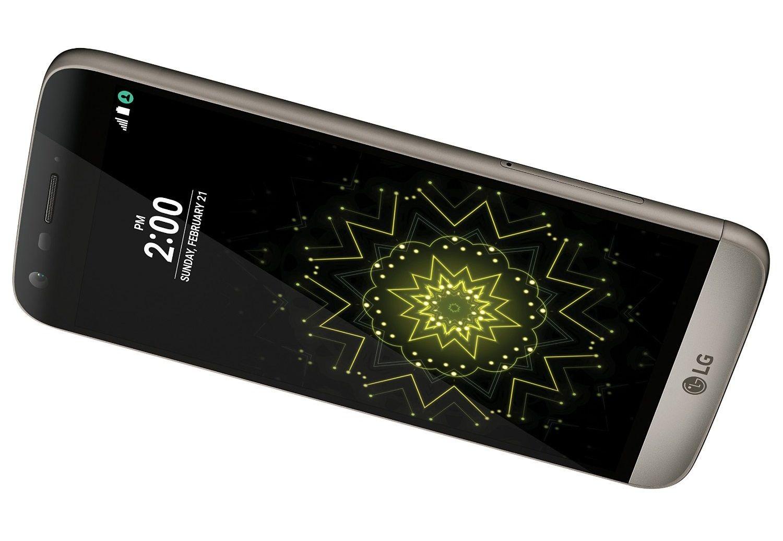 Amazon Deal : Save $190 on LG G5 Unlocked Phone, 32 GB