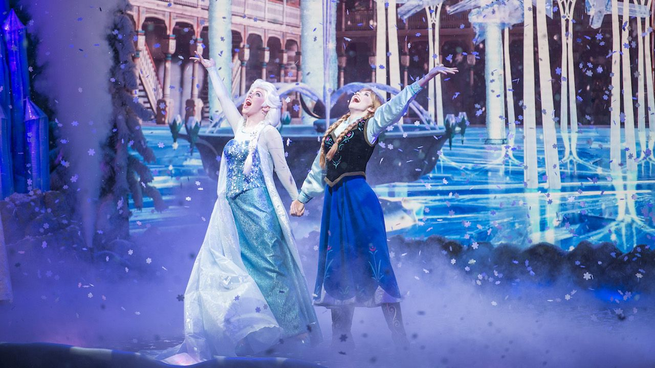 Frozen Sing-along Disney's Hollywood Studios